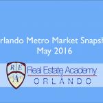Orlando Metro Market Snapshot